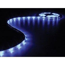 FLEXIBLE LED STRIP - BLUE - 150 LEDs - 5m - 12V