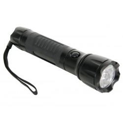 5 WATT CREE-LED ALUMINIUM POWER TORCH - 180lm