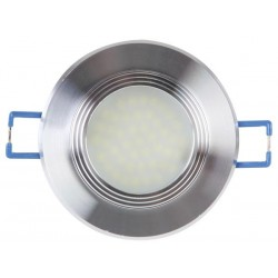 LED RECESSED SPOTLIGHT WITH DIFFUSER LENS - NEUTRAL WHITE - 4200K