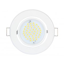 LED RECESSED SPOTLIGHT - NEUTRAL WHITE - 4200K