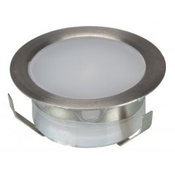 LED INDOOR LIGHTS RECESSED MOUNTING - 6 x 0.3 W - WARM WHITE