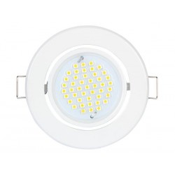 LED RECESSED SPOTLIGHT - WARM WHITE - 3200K
