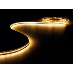 FLEXIBLE LED STRIP - WARM WHITE - 1200 LED - 5m - 24Vdc