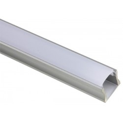 ALUMINIUM LED PROFILE FOR LED STRIPS - 2m