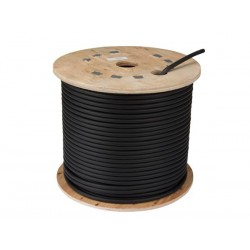4-CONDUCTOR RGB WIRE FOR LED STRIPS, 4 x 1.5 mm² (100 m)