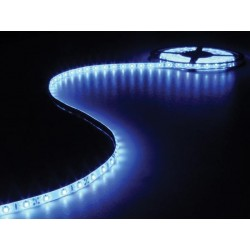 FLEXIBLE LED STRIP - BLUE - 300 LEDs - 5m - 12V