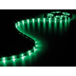 FLEXIBLE LED STRIP - GREEN - 150 LEDs - 5m