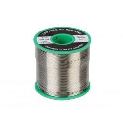 LEAD-FREE SOLDER 96% Sn - 4% Ag 0.8mm 500g