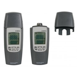 TEMPERATURE / HUMIDITY / DEW POINT METER