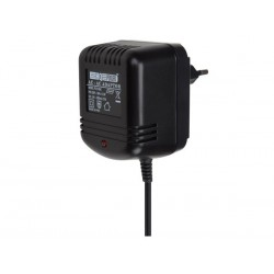 NON-REGULATED SINGLE-VOLTAGE ADAPTER AC INPUT AC OUTPUT 12VAC/1000mA