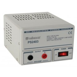 FIXED POWER SUPPLY 24V / 3A