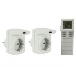 WIRELESS ENERGY METER - MONITORING - FORECASTING - SAVING CALCULATION - 230V / 16A