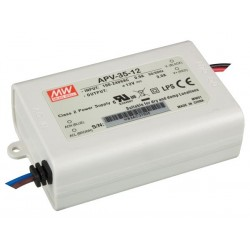 CONSTANT VOLTAGE LED DRIVER - SINGLE OUTPUT - 35 W - 12V
