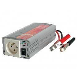 MODIFIED SINE WAVE POWER INVERTER 600W 12VDC IN / 230VAC OUT - PIN EARTH - 'Soft-Start'