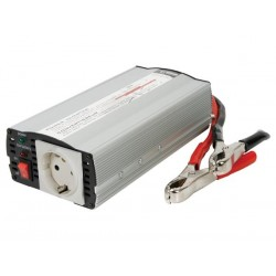 MODIFIED SINE WAVE POWER INVERTER 600W 12VDC IN / 230VAC OUT -springearth - 'Auto - restart'