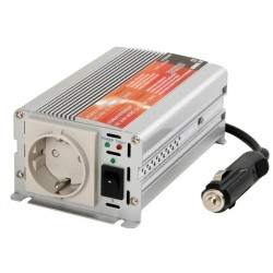 MODIFIED SINE WAVE POWER INVERTER 150W 12VDC IN / 230VAC OUT -  'Soft-Start'