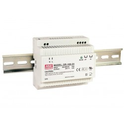 100 W SINGLE OUTPUT INDUSTRIAL DIN RAIL POWER SUPPLY 12 V 7.5 A
