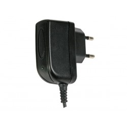 CHARGER WITH MINI USB CONNECTOR 5V-500mA