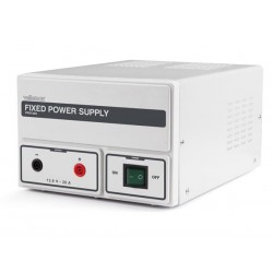 FIXED POWER SUPPLY 13.8 VDC / 20 A