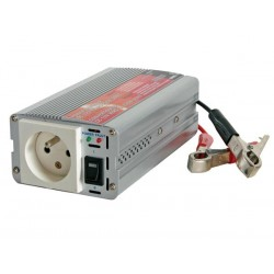 MODIFIED SINE WAVE POWER INVERTER 300W 12VDC IN / 230VAC OUT - PIN EARTH - 'Soft-Start'