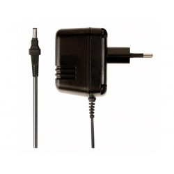 NON-REGULATED SINGLE-VOLTAGE ADAPTER AC INPUT AC OUTPUT 12VAC/500mA