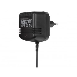 NON-REGULATED SINGLE-VOLTAGE ADAPTER AC INPUT AC OUTPUT 9VAC/500mA
