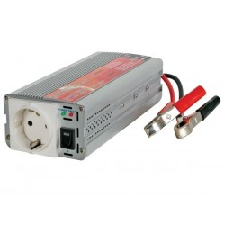 MODIFIED SINE WAVE POWER INVERTER 600W 12VDC IN / 230VAC OUT - 'Soft-Start'
