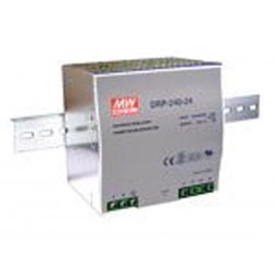 240W Single Output Industrial DIN RAIL Power Supply 24V - 10A