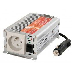 MODIFIED SINE WAVE POWER INVERTER 150W 12VDC IN / 230VAC OUT - PIN EARTH - 'Soft-Start'