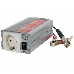 MODIFIED SINE WAVE POWER INVERTER 300W 12VDC IN / 230VAC OUT - 'Soft-Start'
