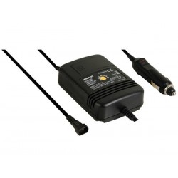 SWITCHING MODE CAR ADAPTER 2000mA REGULATED / 1.5-12V / 12-24Vdc IN
