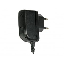 COMPACT CHARGER WITH MICRO USB CONNECTOR 5V-500mA