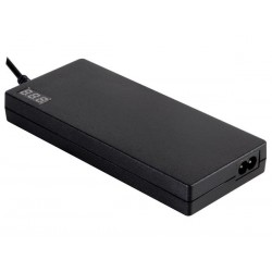 ULTRASLIM UNIVERSAL SWITCHING MODE REGULATED ADAPTER OUTPUT: 15 TO 20V DC (120W)