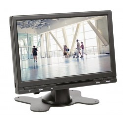 "7"" DIGITAL TFT-LCD MONITOR WITH REMOTE CONTROL - 16:9 / 4:3"