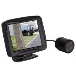 BUILD-IN BACKING CAMERA WITH COLOUR DISPLAY