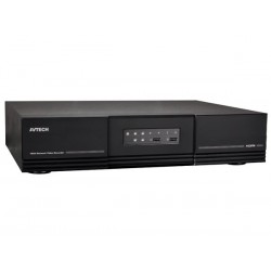 16-CHANNEL 2 MEGAPIXEL REAL-TIME HD NETWORK VIDEO RECORDER - HDMI - ONVIF - EAGLE EYES