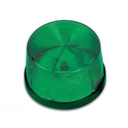 ELECTRONIC FLASH LIGHT - GREEN