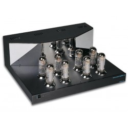 STEREO VALVE AMPLIFIER / BLACK VERSION