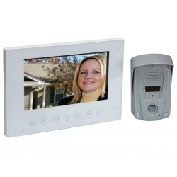 COLOUR VIDEO INTERCOM DOORPHONE SYSTEM