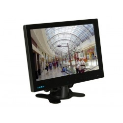 "10"" DIGITAL TFT-LCD MONITOR WITH REMOTE CONTROL - 16:9"