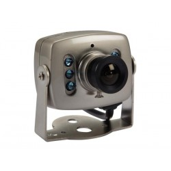MINI COLOUR CMOS CAMERA WITH METAL HOUSING AND AUDIO
