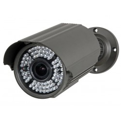 """1/3"""" HIGH RESOLUTION SONY EFFIO DSP CAMERA WITH 72 IR LEDs"""