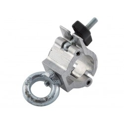 PROLYTE - HALF COUPLER 30 C/W M6 EYEBOLT