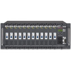 12-CHANNEL MODULAR DMX DIMMER PACK, 20A/CHANNEL