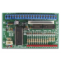 15-CHANNEL INFRARED RECEIVER