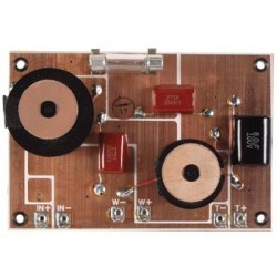 EMINENCE 2-WAY CROSSOVER PXB2-5K0 (5kHz 12&18dB/oct 400Wrms)