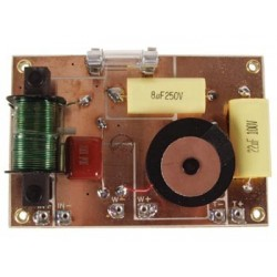 EMINENCE 2-WAY CROSSOVER PXB2-1K6 (1.6kHz 12&18dB/oct 400Wrms)