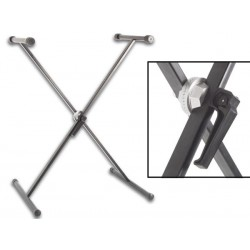 SINGLE X QUICK-MOUNT INSTRUMENT STAND