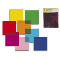 COLOURED FILTER SHEETS