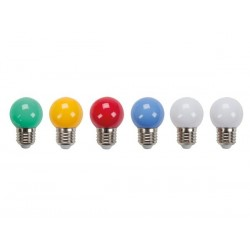 SPARE COLOURED LAMPS FOR XMPL10RGB